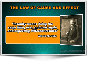 law of cause-and-effect